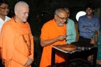 60ème Anniversaire de H.H. Mahā Mandaleshvara Svāmin Paramātmānanda Sarasvatī Mahā Rāja