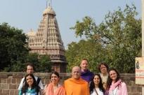 Jyotirlingam de Grishneshvar - Inde, Maharāshtra - 2013, février