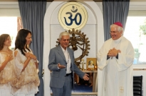 Blessing of the National Headquarters of the Portuguese Yoga Confederation