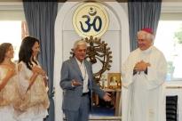 Bênção da Sede Nacional da Confederação Portuguesa do Yoga