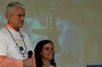 Conferencia de H.H. Jagat Guru Amrta Súryánanda Mahá Rája - Gr. Maestro Internacional do Yoga, en el Congreso Mundial de Yoga, Ciudad de México – 2007