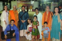 17th International Yoga Festival, Puducherry, Índia - 2010, enero