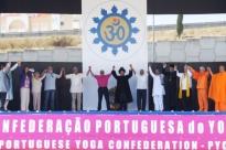 Los Representantes de las Principales Religiones en las Comemoraciones del Día Internacional del Yoga