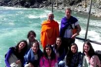 Deva Prayág & Rudra Prayág - Índia, Uttarakhand - 2013, Março