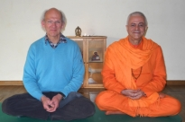 Meeting with Master Thierry Van Brabant - Centre Samtosha, Jodoigne, Belgium - 2012, March