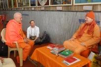 Visite au Shivānanda Āshrama - rshikesh, Inde - 2013, février