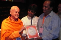 3rd International Yoga Seminar - Ujjein, India - 2012, October