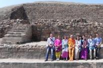 Sítio arqueológico de Dholavira, Índia - 2011