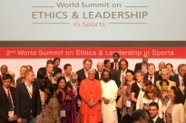 2nd World Summit on Ethics & Leadership in Sports - FIFA Headquarters, Zurich, Suitzerland - 2016, September