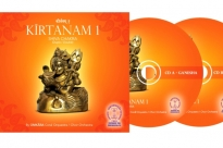 Kīrtanam Double CD by Omkāra