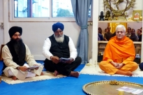 Visit of the President of the Sikh Community in Portugal