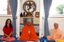 Reunión con Svámin Yadunandana  - ISKCON Hare Krshna -