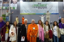 Parliament of the World's Religions 2015 - USA, Salt Lake City - Outubro 14 a 19