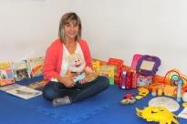 Mestra Gangá Deví, Directora del Departamento del Yoga para Niños