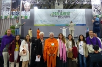 Participation in Interrligious Congresses