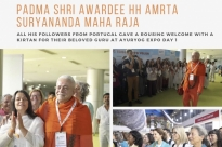 AYURYOGA Expo - India, Greater Noida - 2019, noviembre - prensa