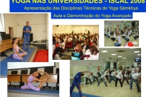 YOGA NA UNIVERSIDADE