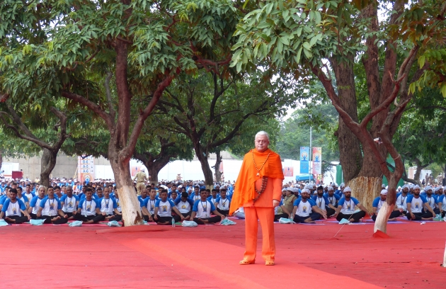 International Day of Yoga / IDY 2016 - Chandigarh, Índia - Dirigido por Shrí Narendra Modi