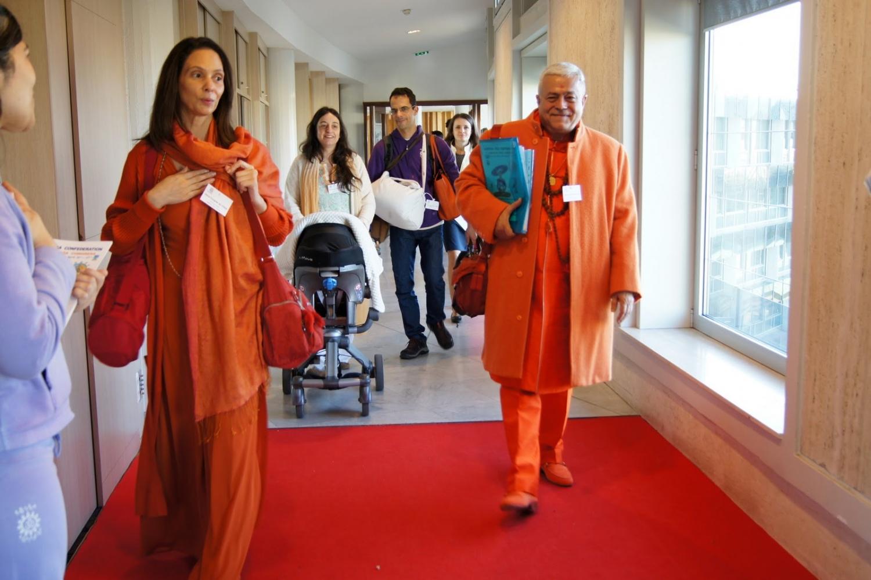 3ème Congrès Européen du Yoga -2018, UNESCO, Paris, France
