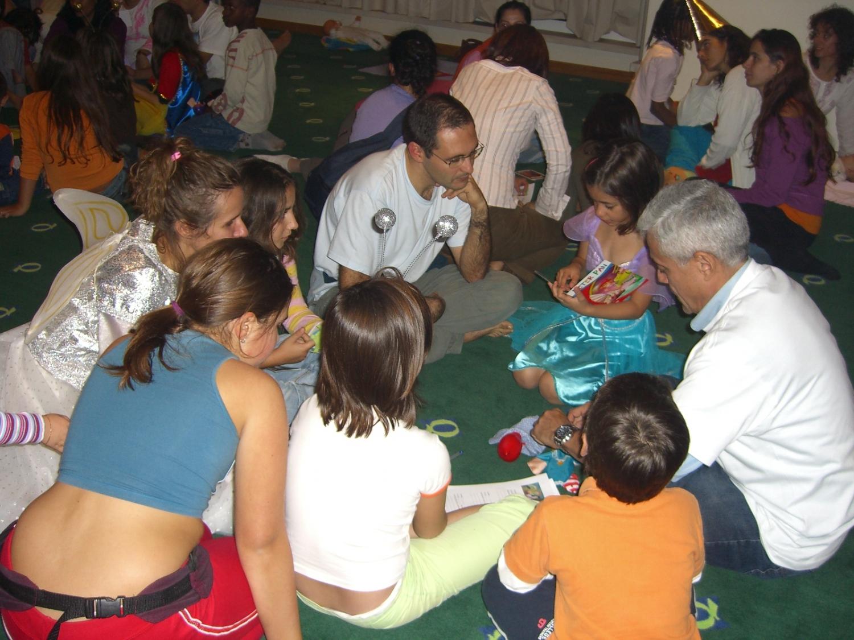 Encontro Nacional do Yoga para Crianças e Professores do Yoga para Crianças - Quiaios - 2006, Novembro, 10 a 12