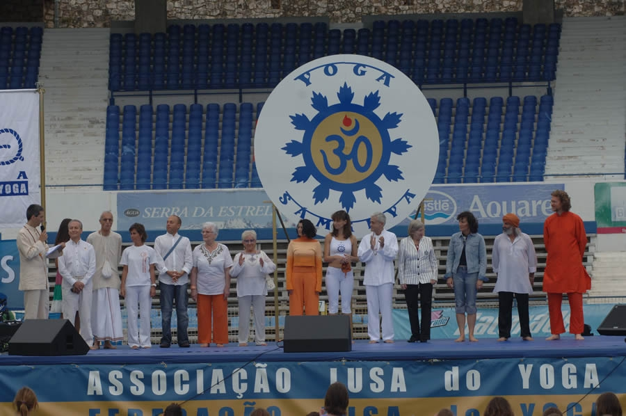 Dia Internacional do Yoga - 2007