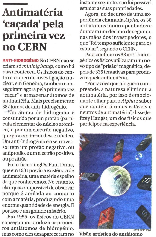 Diário de Notícias, 2011.11.18