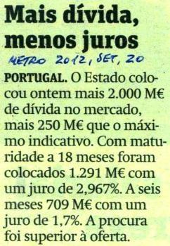 Metro, 2012.09.20