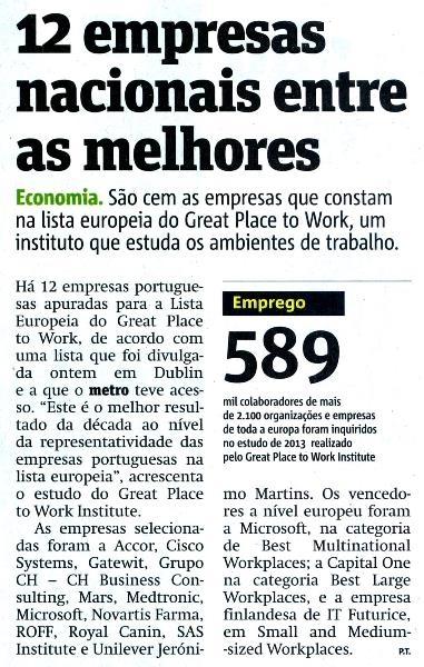 Metro, 2013.06.28