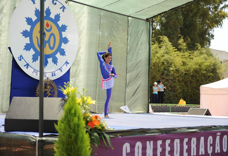 Dia Internacional do Yoga - 2012