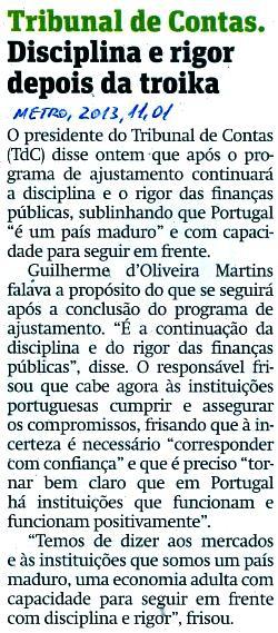 Metro, 2013.11.01