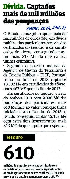 Metro, 2014.01.09
