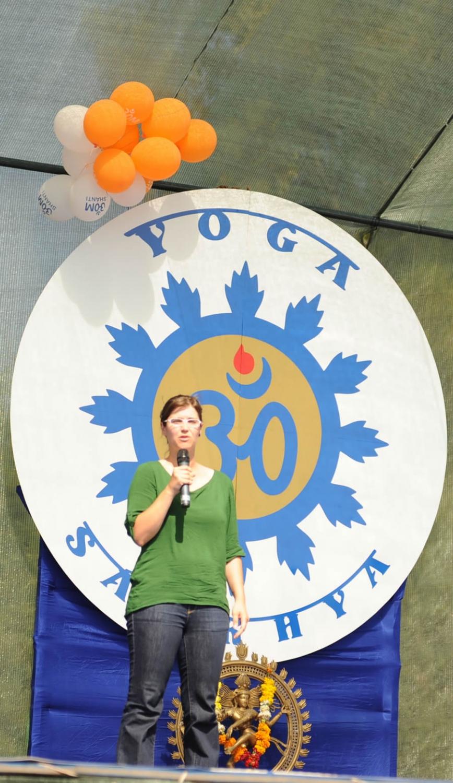 Dia Internacional do Yoga - 2012