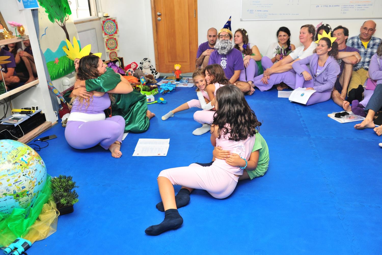 Curso de Especialização do Yoga para Crianças, 2016