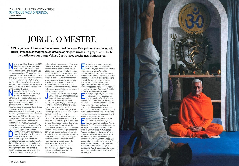 Notícias Magazine - 2015, Maio, 31