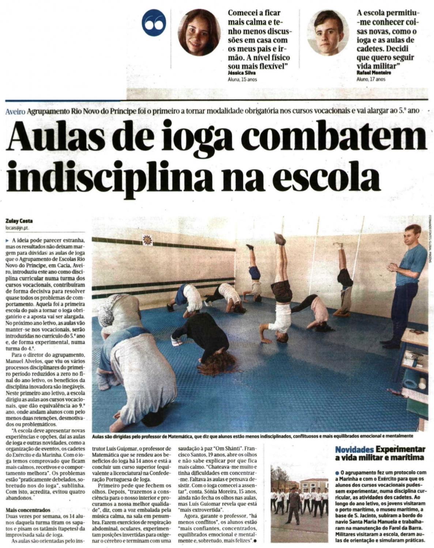 Jornal de Notícias - 2015, Junho, 1