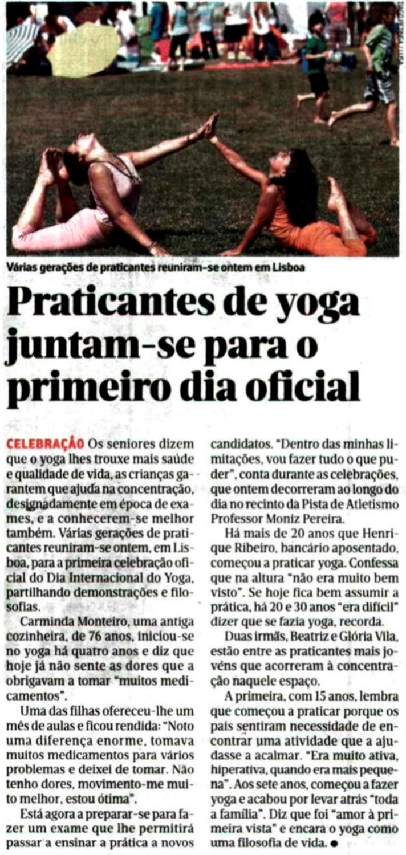Jornal de Notícias - 2015, Junho, 22