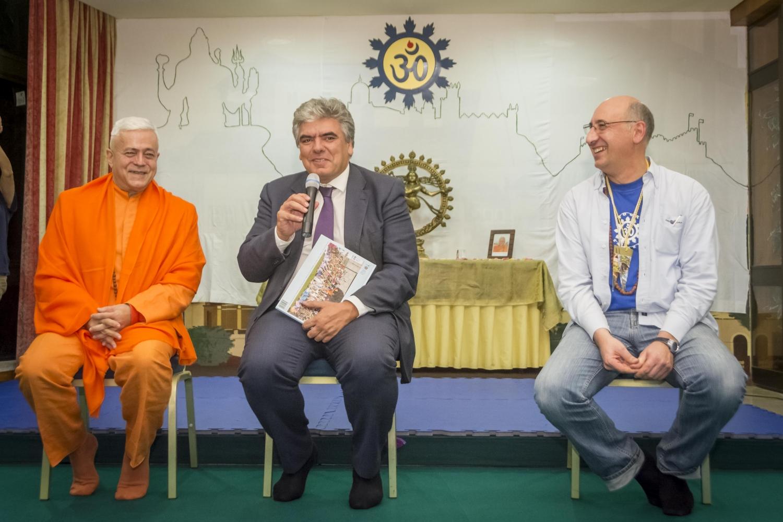 Com o Vice-Presidente da Câmara Municipal de Sintra