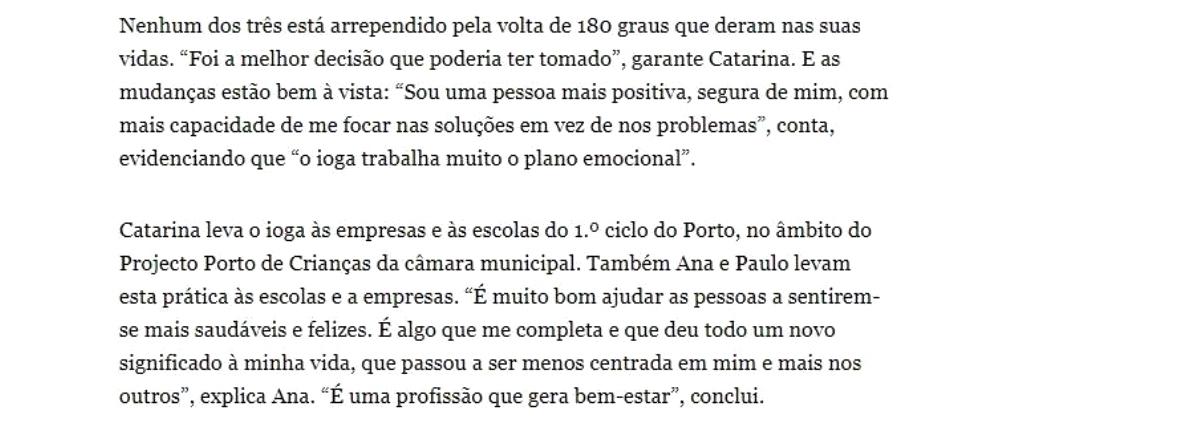 Ana, Catarina e Paulo mudaram de Vida - Público - 2017, Dezembro, 2 - pág.4