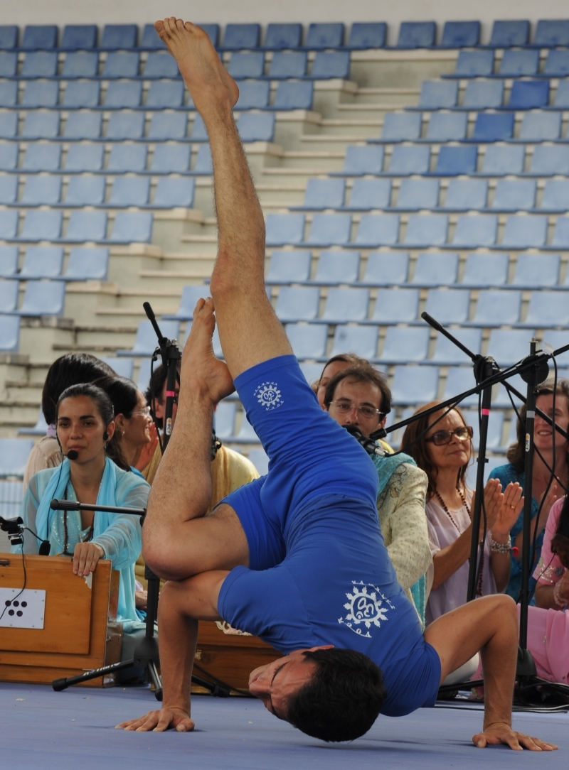 Dia Internacional do Yoga - 2011