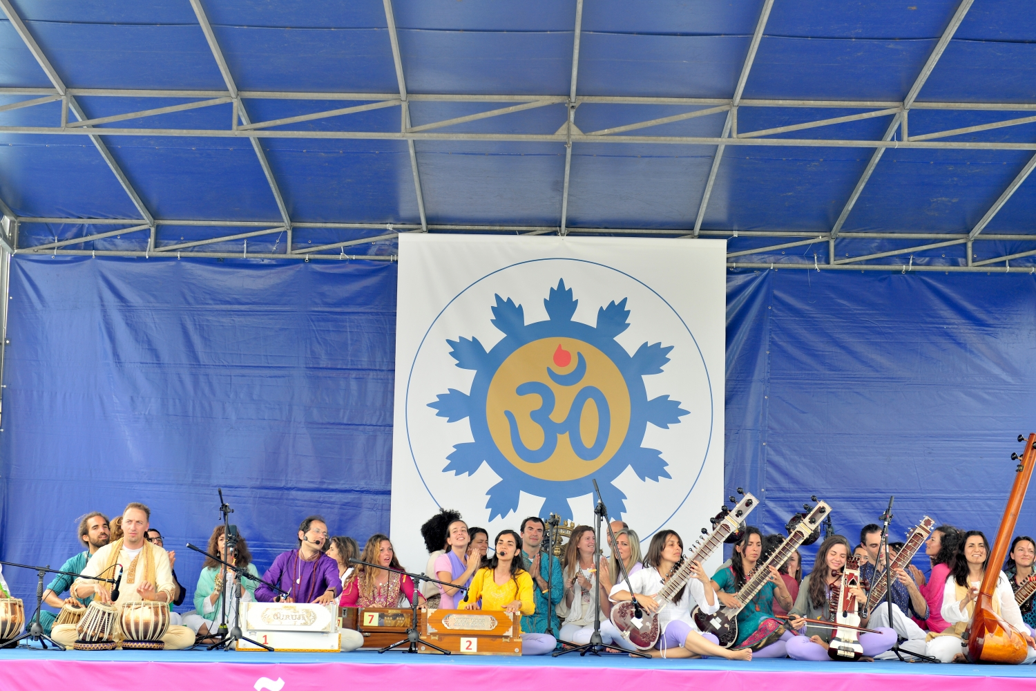Commémoration de l'International Day of Yoga - IDY / Journée Internationale du Yoga - 2017 - Lisboa, Portugal