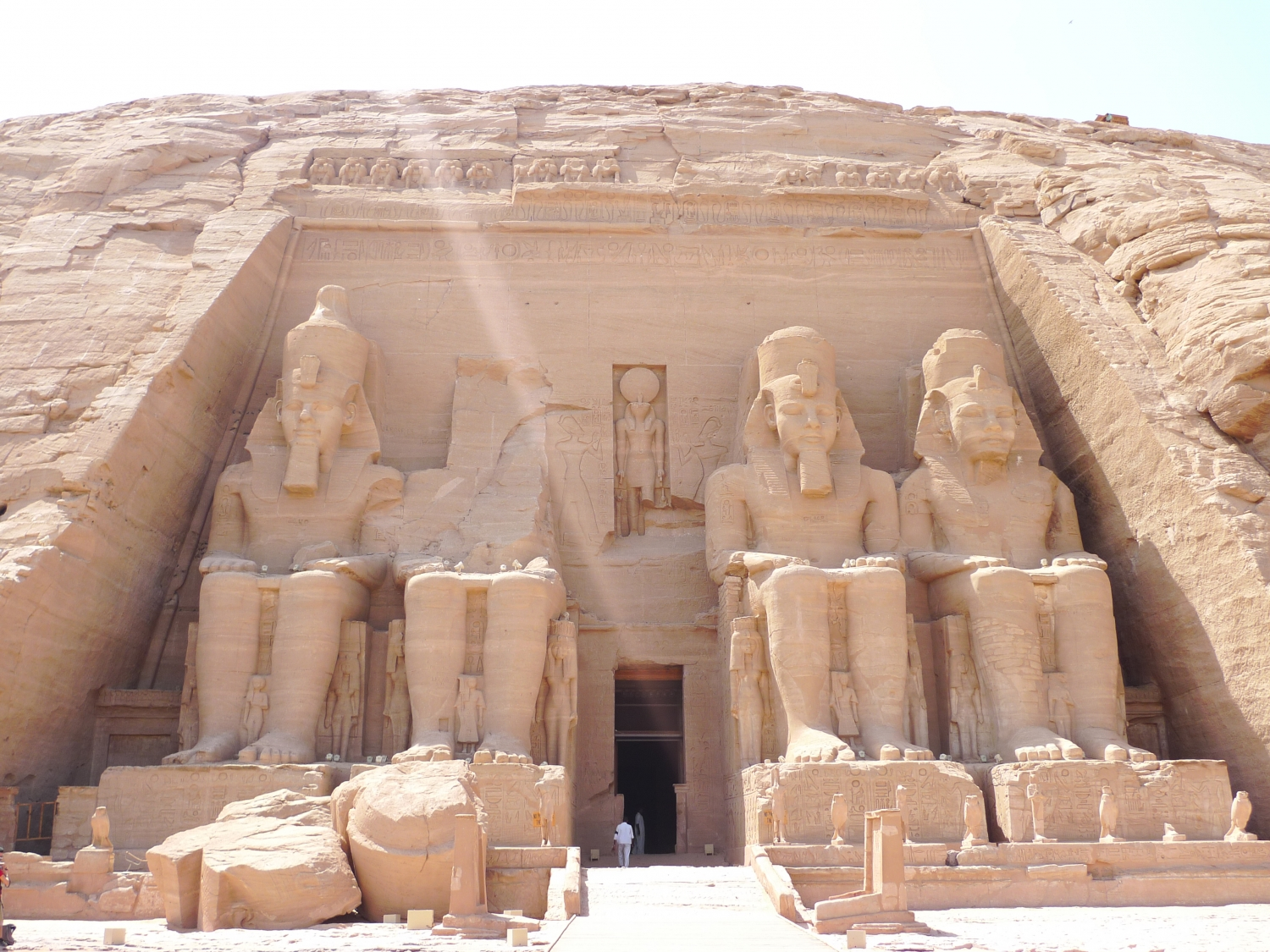 Temple of Ramses II - Abu Simbel
