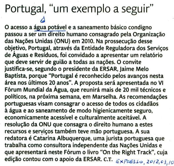 Expresso, 2012.03.10