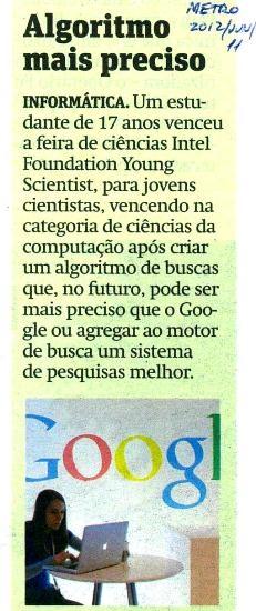 Metro, 2012.06.11