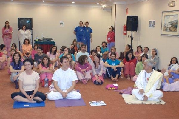 Algumas das Escolas do Yoga presentes no 2º Encontro Ibérico do Yoga