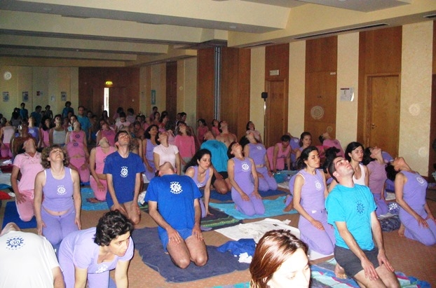 Yoga National Meeting - Faro - 2006, April, 7 to 9