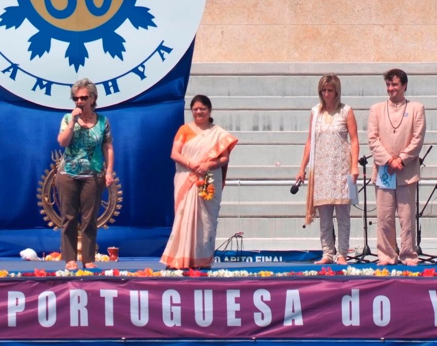 Dia Internacional do Yoga - 2010