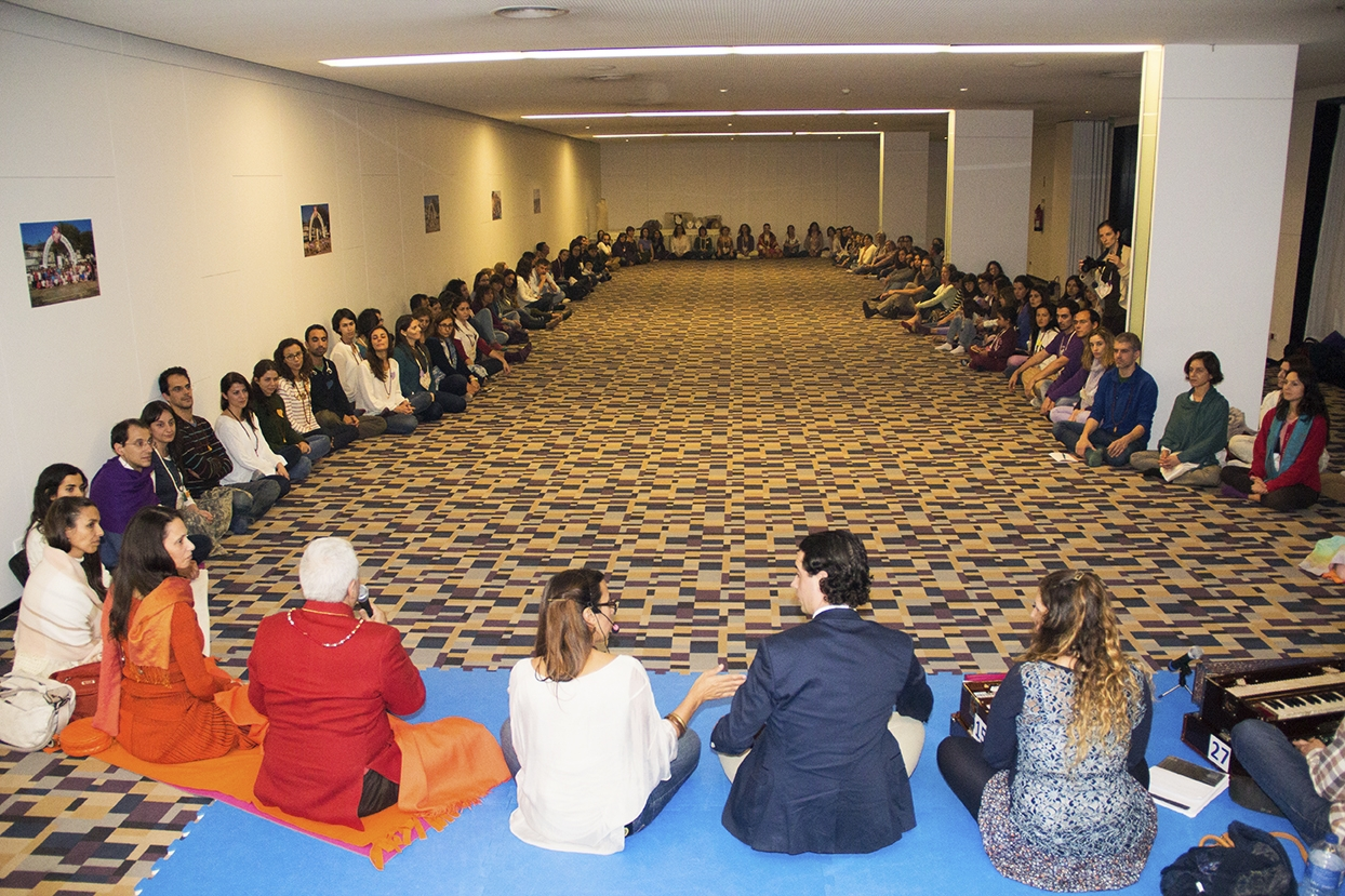 Convenção Nacional do Yoga - CONVENYO - 2016, Viana do Castelo