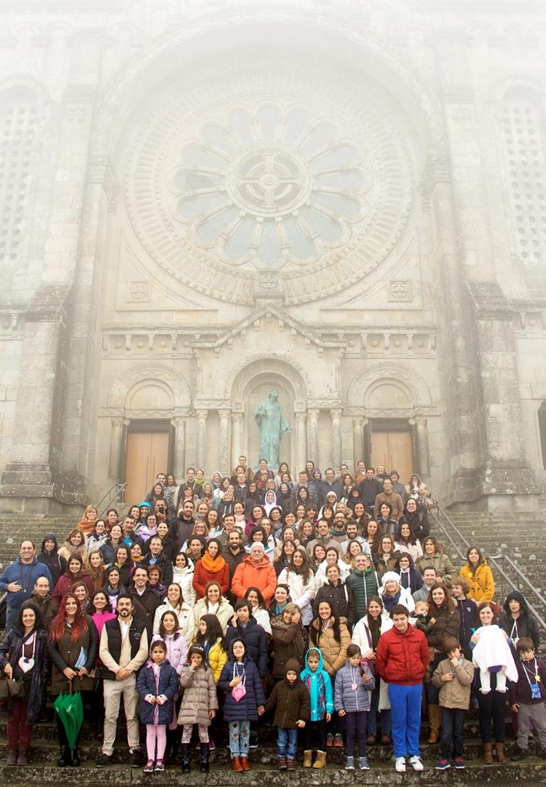 Visita ao Santuário de Santa Luzia
