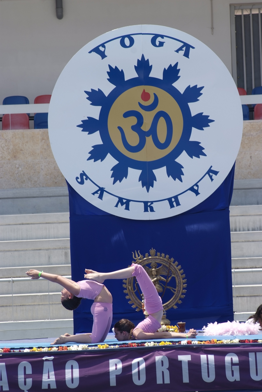 Dia Internacional do Yoga - 2010