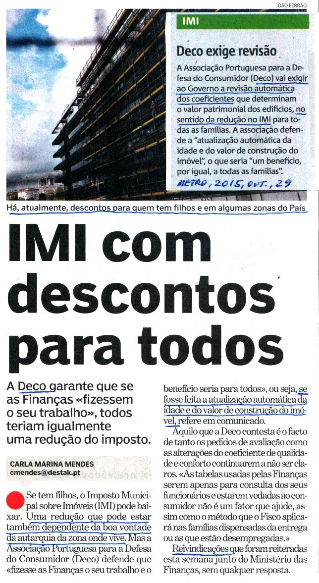 Destak & Metro, 2015.10.29